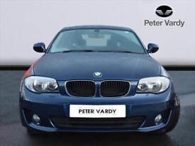 2011 BMW 1 SERIES DIESEL COUPE
