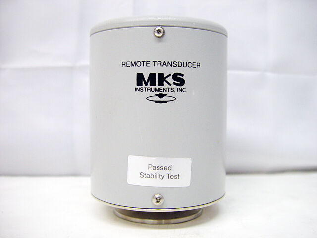 MKS Instruments 621C01TNFMD Remote Transducer 1 Torr