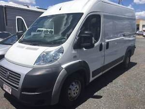 2007 FIAT DUCATO (LWB ,HIGHTOP MAXI VAN,DIESEL 6SPD MANUAL) Rochedale South Brisbane South East Preview