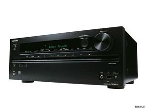Onkyo TX-NR515 7.2 Channel Network A/V Receiver - Black