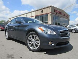 2012 Infiniti M37 X AWD, NAV, ROOF, LEATHER, LOADED, 50K!