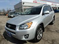 2010 Toyota RAV4 Sport WITH LEATHER SEATS AND SUNROOF