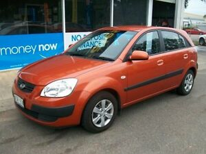 2008 Kia Rio JB LX 5 Speed Manual Hatchback Brahma Lodge Salisbury Area Preview