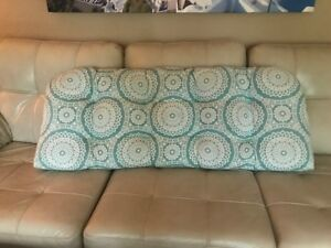 "Perfect condition bench cushion - indoor or outdoor 48"" x19"""