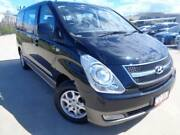 2015 Hyundai iMAX TQ-W MY15 Black 4 Speed Automatic Wagon Garbutt Townsville City Preview
