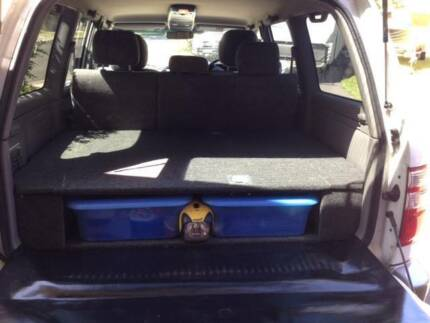 rear storage shelf sytem 100 landcruiser Castle Hill The Hills District Preview
