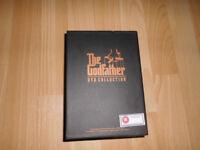 The Godfather dvd boxset