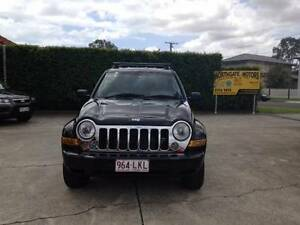 2007 Automatic Jeep Cherokee V6 4x4 JEEP/65 Northgate Brisbane North East Preview