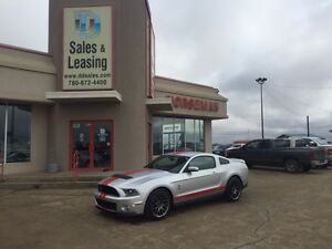 2012 Ford Mustang GT500 SVT Shelby Cobra Coupe $48897