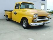 1958 Chevrolet Apache LONG WHEEL BASE Yellow Automatic STEPSIDE PICK UP Capalaba Brisbane South East Preview