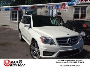 2012 Mercedes-Benz GLK-CLASS Base GLK350 4dr All-wheel Drive 4MA