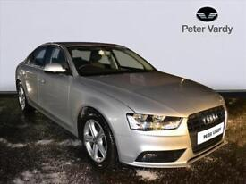 2012 AUDI A4 SALOON SPECIAL EDITION