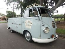 1957 Volkswagen Kombi SPLIT WINDOW Ute Pastel Baby Blue Manual Utility Concord Canada Bay Area Preview