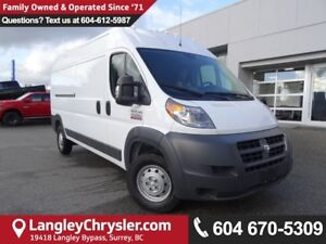 2017 RAM ProMaster 2500 High Roof *NEVER OWNED* CLEARING OUT...