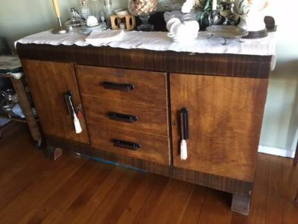 retro dining sideboard
