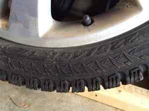 Winter tires and alloy rims St. John's Newfoundland image 4