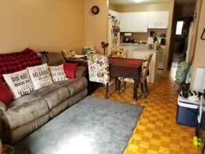 Spacious 31/2 on the first floor in verdun $695 July 1st