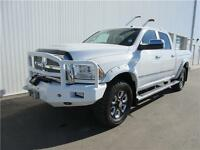 2014Ram Diesel LIMITED 3500 4X4 Tons of Accessories Low Payments
