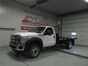 2015 Ford F550 12Ft Deck Dually V10 4X4