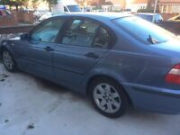 Urgent sale bmw 318 I SE 2001
