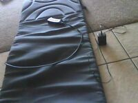 DR SCHOLL,S CHAIR FULL MASSAGE PAD