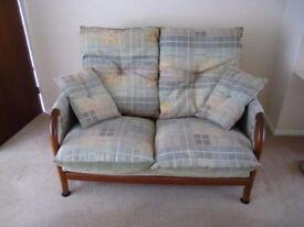 Double lounge settee