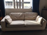 Comfy sofa (matching armchair available)