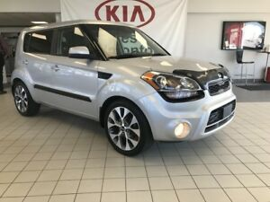2013 Kia Soul 4u Luxury FWD 2.0L *NAVIGATION/SUNROOF/LEATHER HEA