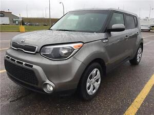 2015 Kia Soul LX (only 18,000 kms)