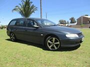 2002 Holden Commodore VX II Executive 4 Speed Automatic Wagon Cheltenham Charles Sturt Area Preview