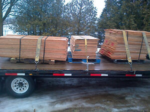 New Plywood Drops offcuts all three quarter thick