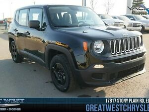 2015 Jeep Renegade Sport**Keyless Entry**Manual Transmission