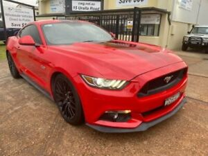 2016 Ford Mustang FM Fastback GT 5.0 V8 Red 6 Speed Manual Coupe Port Macquarie Port Macquarie City Preview