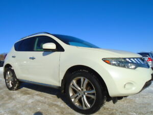 2009 Nissan Murano LE PKG-NAVI-LEATHER-SUNROOF-BACK UP CAMERA