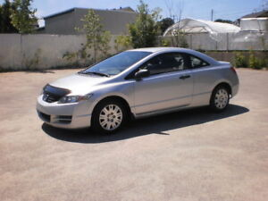 Honda Civic DX COUPE 2PORTE 2009 - 5VITT 174 260 KM AC