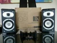 ROTH OLi 2 Hifi loudspeakers