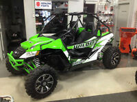 2015 Arctic Cat Prowlers Wildcat Trails and Wildcats BLOWOUT!!!!