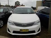 2013 Toyota Camry ALTISE White Automatic Sedan Lansvale Liverpool Area Preview