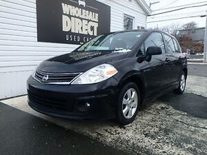 2010 Nissan Versa HATCHBACK SL 6 SPEED 1.8 L