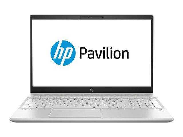 "HP Pavilion 15-cs0016n 15.6"" FHD Laptop i7-8550U 8GB 256GB SSD MX150 W10 4BZ38EA"