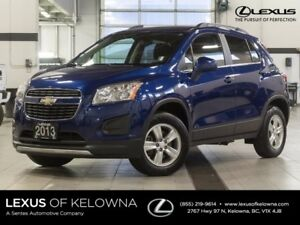 2013 Chevrolet TRAX 1LT AWD w/Winter Tires and Bose Audio