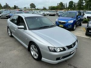 2003 Holden Calais VY Silver 4 Speed Automatic Sedan Elderslie Camden Area Preview
