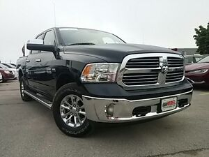 2016 Ram 1500 SLT Big Horn | 4x4 | HEMI V8 | TONNEAU | BACK UP C London Ontario image 1