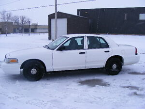 2010 FORD CROWN VIC P71--