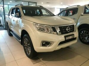 2019 Nissan Navara D23 S3 ST-X White 6 Speed Manual Utility Chatswood Willoughby Area Preview