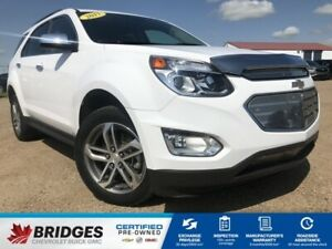 2017 Chevrolet Equinox Premier**One owner | Nav | remote start**