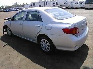2010 Toyota Corolla AC Power windows