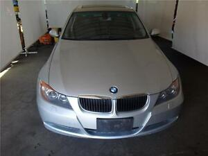 2007 BMW 3 Series 328xi  ONE YEAR POWERTRAIN WARRANTY