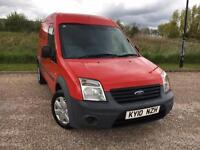 Ford Transit Connect 1.8TDCi T230 LWB HIGH TOP 2010 *IMMACULATE VAN, NO VAT*