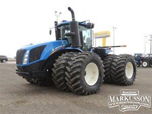 2014 NH T9.530 HD Tractor - 517 hp, Powershift, 271hrs 0%-12 MO